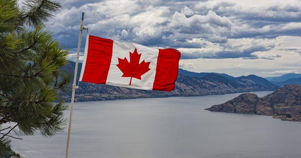 דגל קנדה