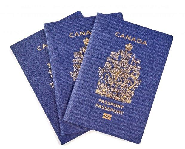 דרכון קנדי